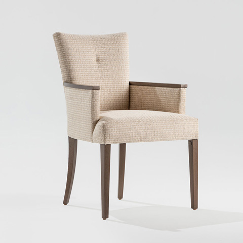 Adriana Hoyos - Grafito Arm Chair - GT02-100