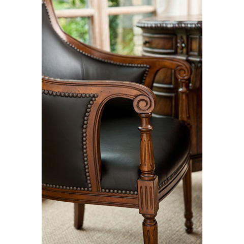 Ambella Home Collection - Charles Desk Chair - 02012-700-001