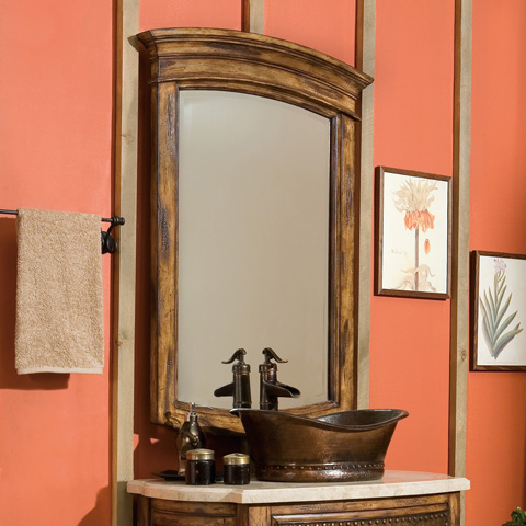 Ambella Home Collection - Rustico Mirror - 06637-140-035