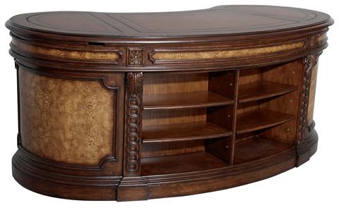 Ambella Home Collection - Rawling Executive Desk - 08947-320-076