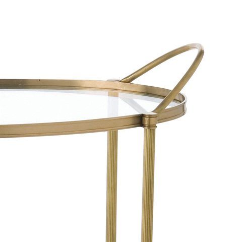 Arteriors Imports Trading Co. - Connaught Bar Cart - 3075