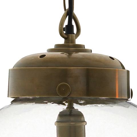 Arteriors Imports Trading Co. - Reeves Large Pendant - 46010