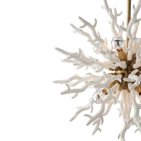 Arteriors Imports Trading Co. - Diallo Small Chandelier - 89986