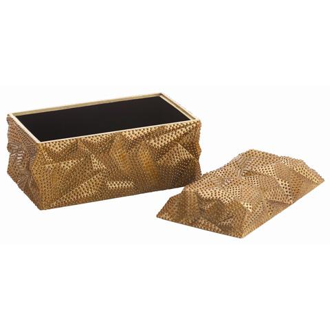Arteriors Imports Trading Co. - Baroque Box - DK9931