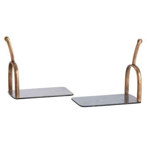 Arteriors Imports Trading Co. - Spurs Bookends - 2616