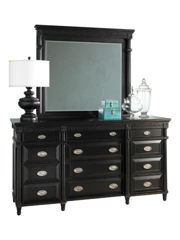 Aspenhome - Landscape Dresser Mirror - I88-462-2