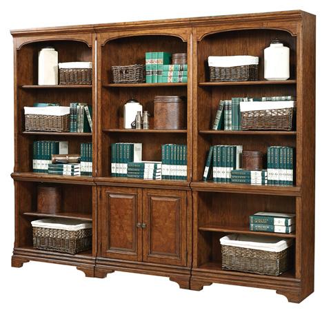 Aspenhome - Open Bookcase - I26-333
