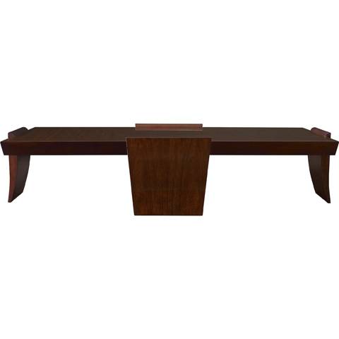 Baker Furniture - Radiant Coffee Table - 8655