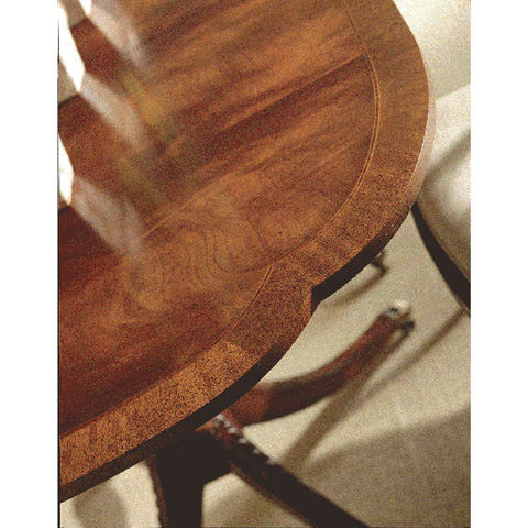 Baker Furniture - Double Pedestal Dining Table - 2539