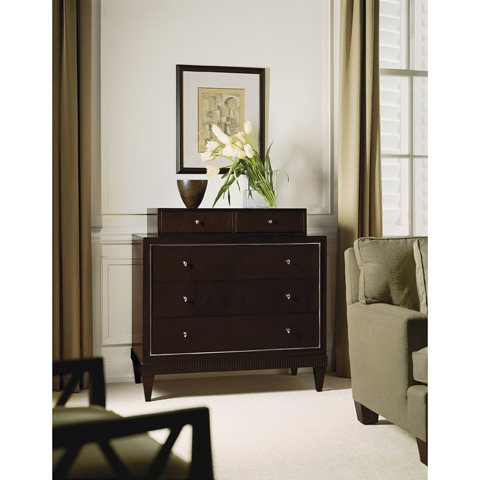 Baker Furniture - Box on Chest - 3405