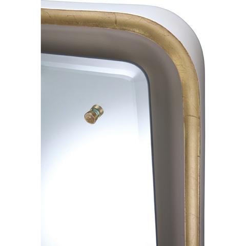 Baker Furniture - Palace Lake Rectangular Mirror - 3612