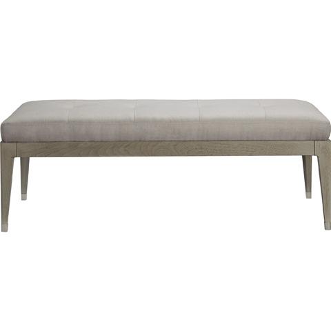 Baker Furniture - Modern Moment Upholstered Bench - 3616