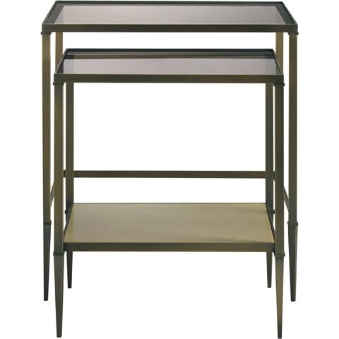 Baker Furniture - Golden Gate Nesting Table - 3662