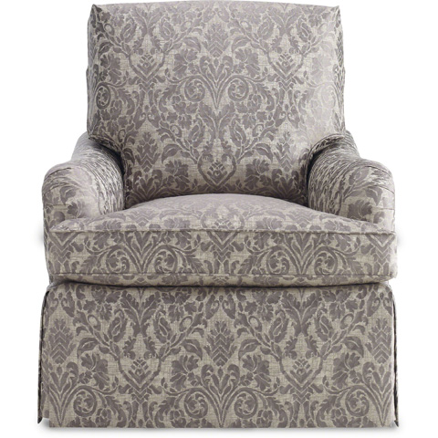 Baker Furniture - Simmons Upholstered Accent Chair - 416C
