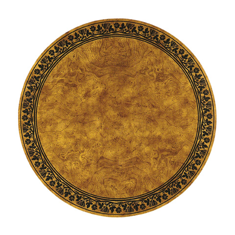 Baker Furniture - Regency Centre Round Table - 5165