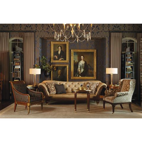 Baker Furniture - Chippendale Torchere - 5382