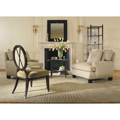 Baker Furniture - Modern Lounge Chair - 830-37