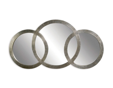 Bassett Mirror Company - Libra 3 Ring Mirror - M2611