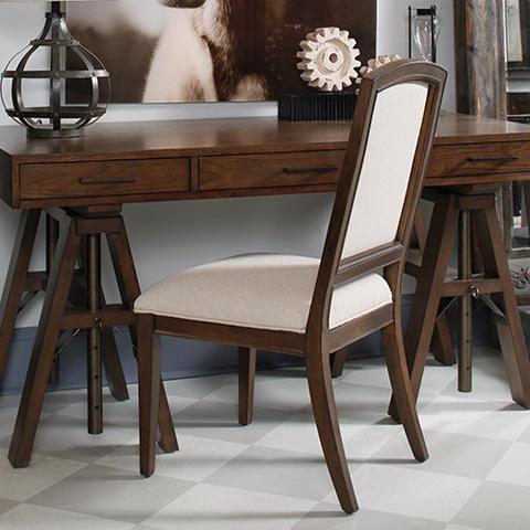 Bassett Mirror Company - Marlette Side Chair - DPCH41-S749