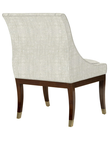 Belle Meade Signature - Gwinnett Fifties French Deco Dining Chair - 413A