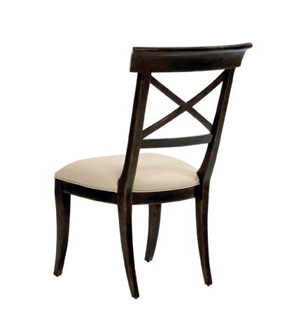 Bernhardt - Vintage Patina Side Chair - 322-555B