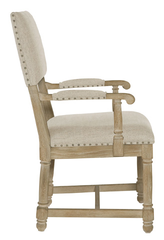 Bernhardt - Antiquarian Arm Chair - 365-542
