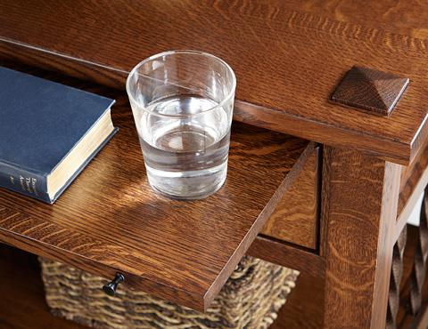 Borkholder Furniture - Arroyo Seco One Drawer Nightstand - 37-1601XXX