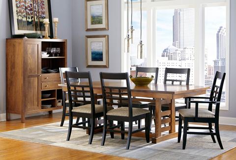 Borkholder Furniture - Sunset Hills Dining Storage Cabinet - 47-1103XXX
