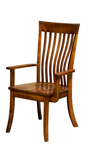 Borkholder Furniture - Christy Arm Chair - NC-9009ACX