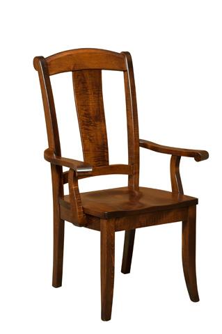 Borkholder Furniture - Master Arm Chair - NC-9030ACX