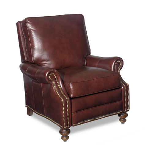 Bradington Young - West Haven Leather Lounger - 3759