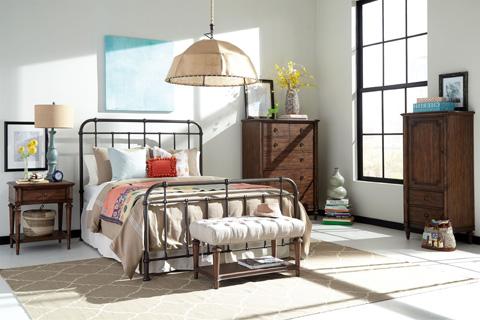 Broyhill Furniture - Cranford Seven Drawer Chest - 4800-240