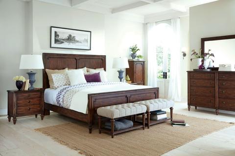Broyhill Furniture - Cranford Three Drawer Nightstand - 4800-293
