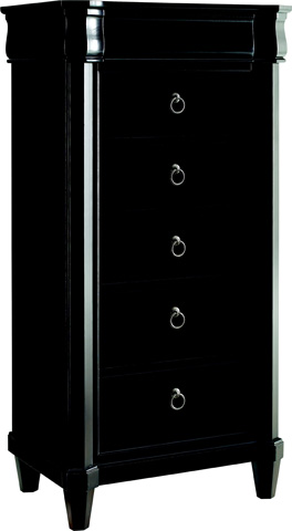 Broyhill Furniture - Aryell Cacao Lingerie Chest - 4907-243