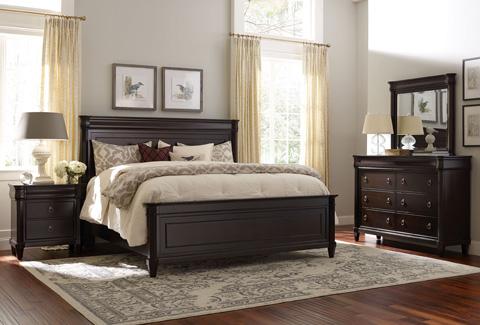 Broyhill Furniture - Aryell Cacao Three Drawer Nightstand - 4907-293
