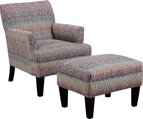 Broyhill Furniture - Evie Ottoman - 9047-5