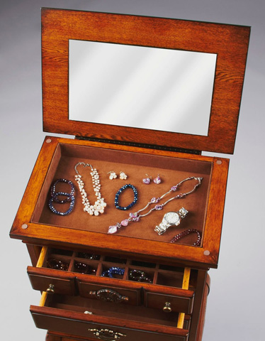 Butler Specialty Co. - Jewelry Chest - 3030001