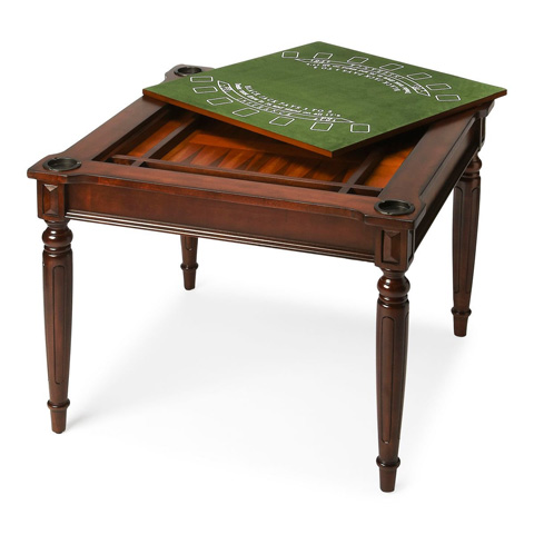 Butler Specialty Co. - Multi-Game Card Table - 0837024