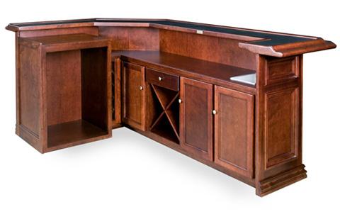 California House - Standard Double Angle Bar - B108S-RUT-DBL
