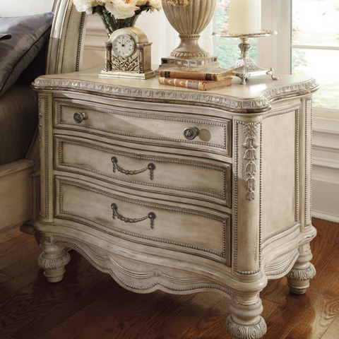 Caracole - Empire II Nightstand - 3063-450