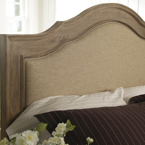 Caracole - Cobblestone Upholstered Bed - 8553-308