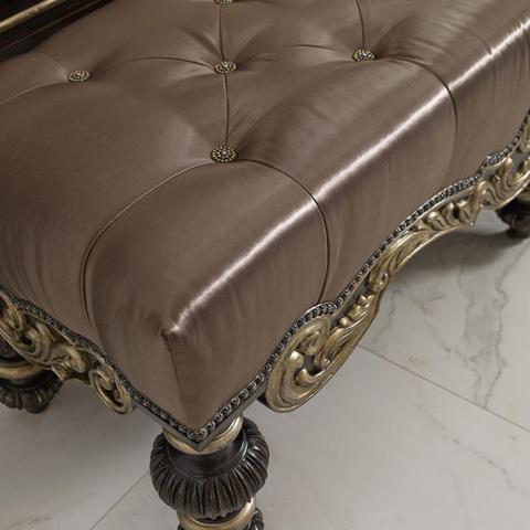 Caracole - Mezzanotte Bed Bench - B023-290