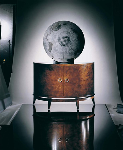 Century Furniture - Demilune Door Chest - 55H-704