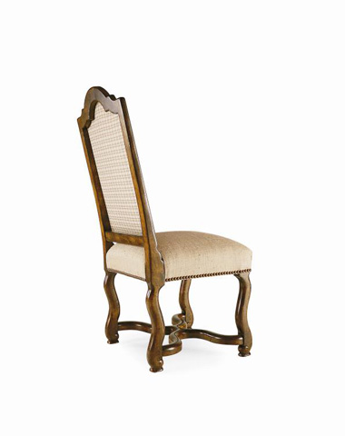Century Furniture - Mill Room Camel Back Side Chair - T29-531