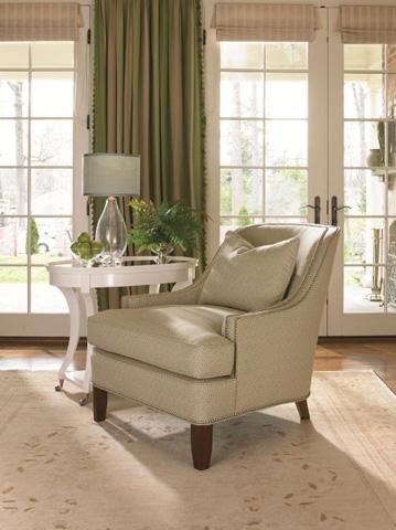 Century Furniture - Victoria Chair - 11-1200