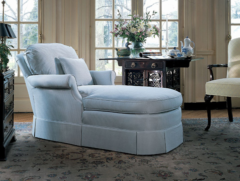 Century Furniture - Grace Chaise - 11-615