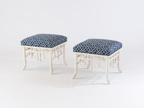 Century Furniture - Avon Square Ottoman - 3907