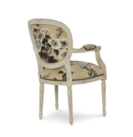 Century Furniture - Louis XVI Arm Chair - 3910A