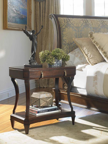 Century Furniture - Eleonore Nightstand - 599-223