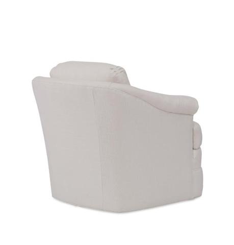 Century Furniture - Tiffany Swivel Chair - C6-6108